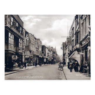 Old Postcard - Canterbury, Kent