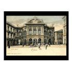 Old Postcard, Catania, Sicily Postcard