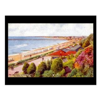 Old Postcard - Felixstowe, Suffolk