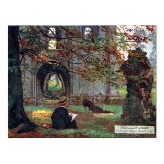 Old Postcard - Glastonbury, Somerset