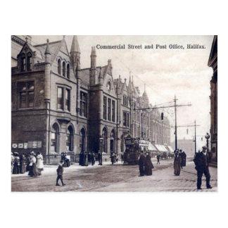 Old Postcard - Halifax, Yorkshire