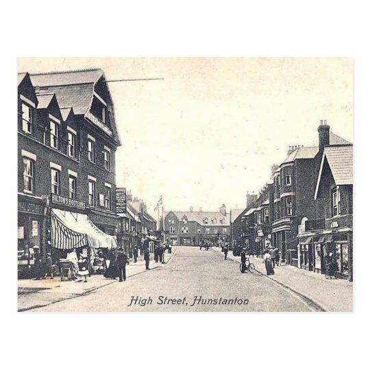 Old Postcard - Hunstanton, Norfolk