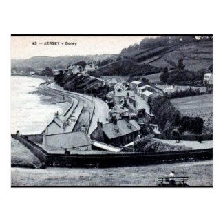 Old Postcard - Jersey, Channel islands