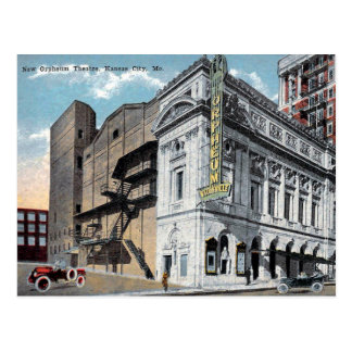 Old Postcard - Kansas City, Missouri, USA
