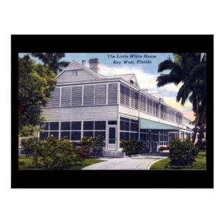 Old Postcard - Key West, Florida