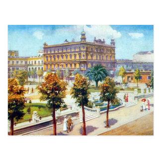 Old Postcard - Montevideo, Uruguay