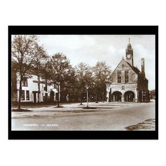 Old Postcard - Moreton-in-Marsh, Gloucestershire