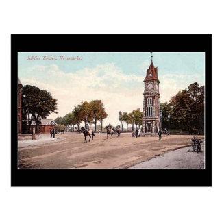 Old Postcard - Newmarket, Suffolk