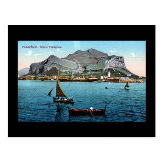 Old Postcard - Palermo, Sicily