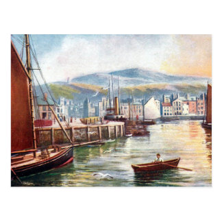 Old Postcard - Ramsey, Isle of Man