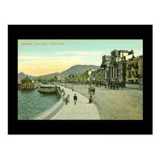 Old Postcard, Sicily, Palermo Postcard