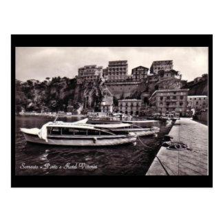 Old Postcard - Sorrento, Italy