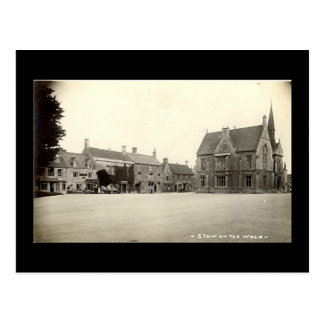 Old Postcard, Stow-on-the-Wold Postcard