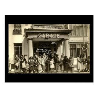Old Postcard, Stratford-upon-Avon 1936 Postcard
