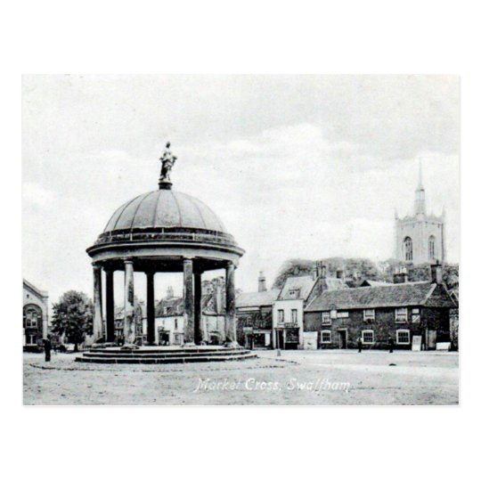 Old Postcard - Swaffham, Norfolk