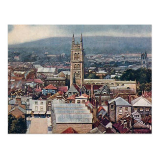 Old Postcard - Taunton, Somerset