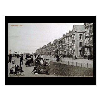 Old Postcard - The Promenade, Rhyl