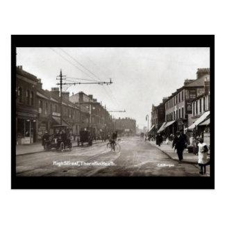 Old Postcard - Thornton Heath, London