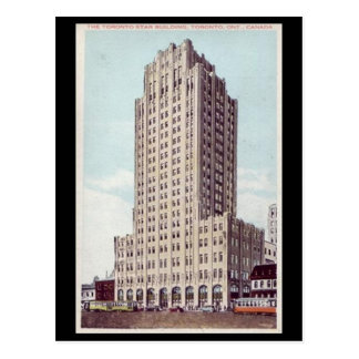 Old Postcard - Toronto Star Building, Toronto, Ont