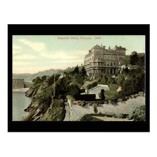 Old Postcard - Torquay, Devon