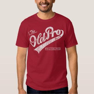 Old Pro (crisp PG) Shirt