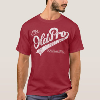 Old Pro (crisp PG) T-Shirt