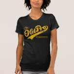Old Pro Family (vintage goldenrod) Tee Shirts