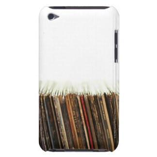 Old Records iPod Touch Case-Mate Case
