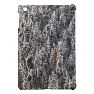 Old reed grass iPad mini cover