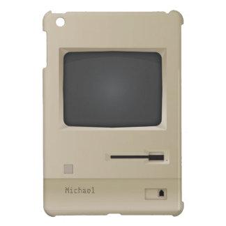 Old Retro Vintage PC Computer iPad Mini Cover