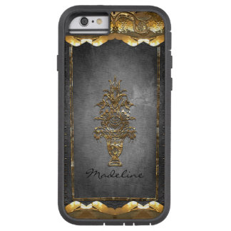 Old Rugbey Victorian Monogram Tough Xtreme iPhone 6 Case
