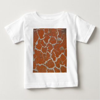 Old russet color on concrete baby T-Shirt