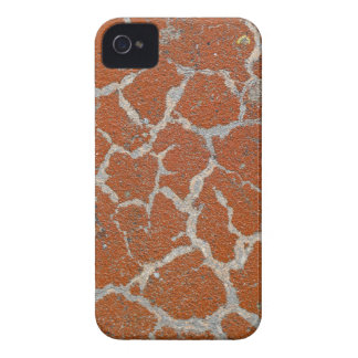 Old russet color on concrete iPhone 4 Case-Mate case