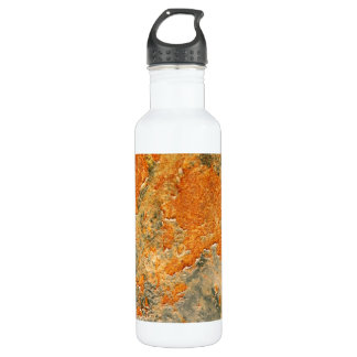 Old Rusted Corroded Iron Metal 710 Ml Water Bottle