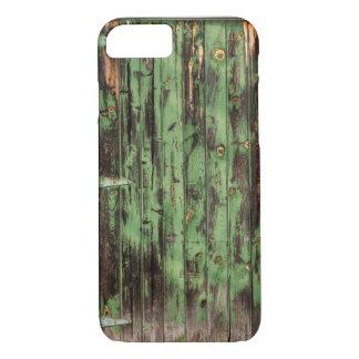 Old Rustic Barn Door iPhone 8/7 Case