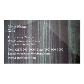Old Rusty Metal Texture Business Card Template