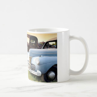 Old Rusty Truck Coffee Mug