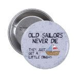 Old Sailors Pinback Button