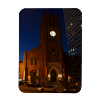 Old Saint Mary's Cathedral Photo Magnet