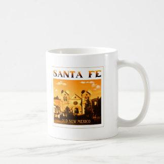 Old Santa Fe Mug