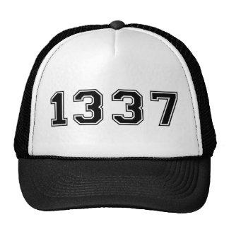 Old-School 1337 Cap