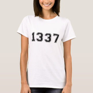Old-School 1337 T-Shirt