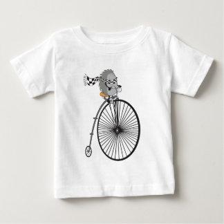 old school biker.png baby T-Shirt