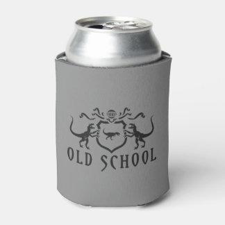 Old School Black Design Can Cooler