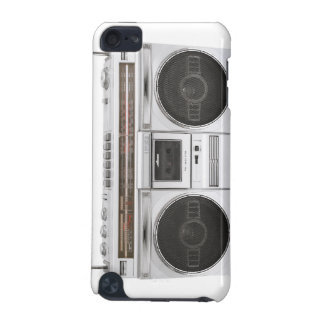 Old School Boombox Radio iPod Touch (5th Generation) Cases