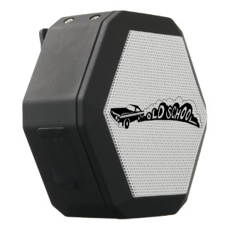 Old School Camaro - Custom Boombot REX Black Bluetooth Speaker