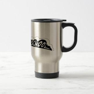 Old School Camaro - Travel Mug