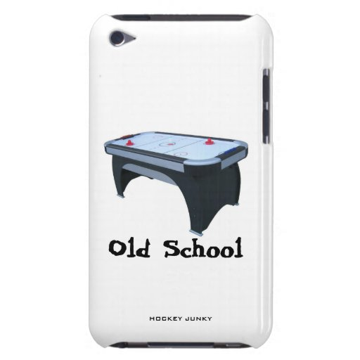 OLD SCHOOL BARELY THERE iPod CASE