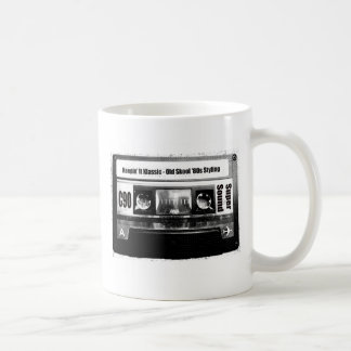 Old School Cassette Coffee Mug