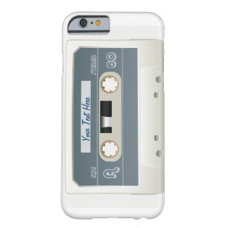 Old School Cassette iPhone 6 case Barely There iPhone 6 Case